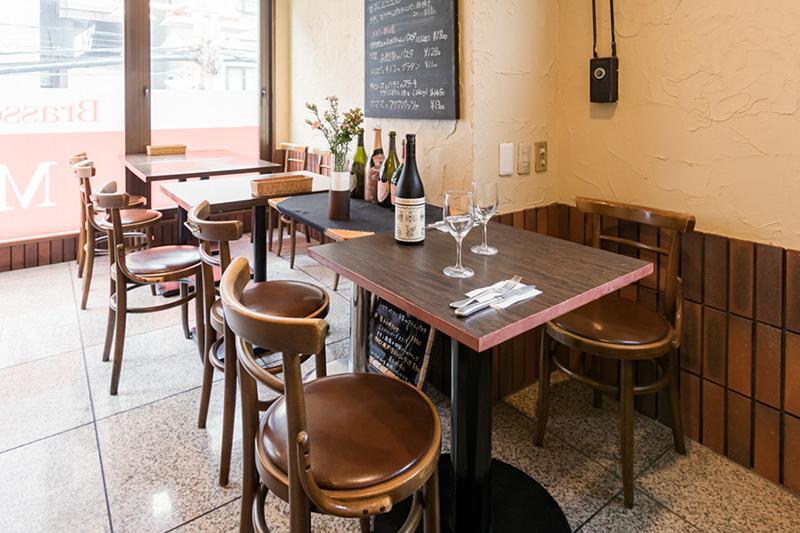 ブラッスリー モリ大山店 (Brasserie MORI)