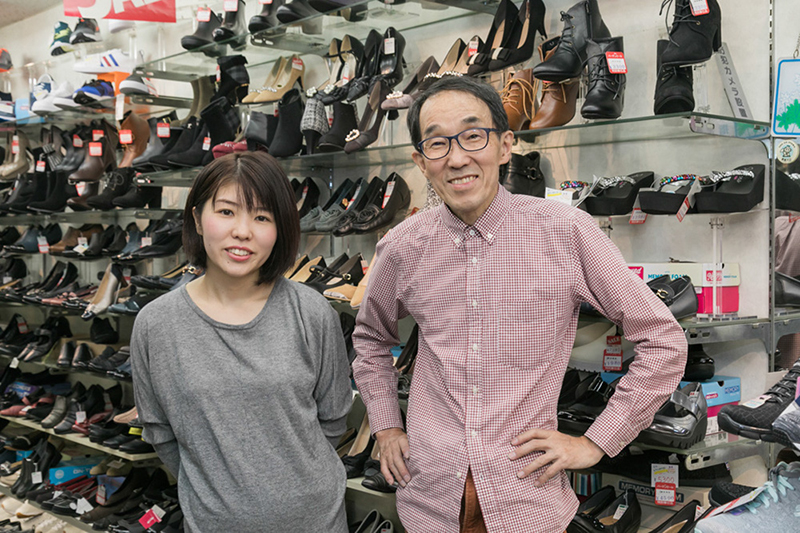 靴のコゾノ